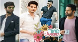 Friendship Day Special – Tollywood Best Friends