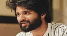 Vijay Deverakonda New Look will be out on May !