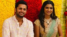 Nithin and Shalini wedding date fixed – Its on 26th July