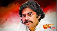 Hot Topic : Pawan Kalyan with his new Look