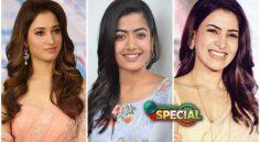 Zee Cinemalu Special : Vegitarian Heroines !