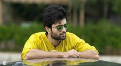 Vijay Deverakonda in Vivek Atreya's Direction