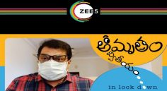 Zee5's 'Amrutham Dhvitheeyam' lockdown special on May 27