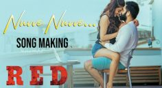 Nuvve Nuvve Making Video – RED