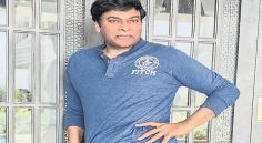 Acharya First Look.. చిరు బర్త్ డే కానుక