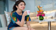 Actress Pranitha about tollywood heroes