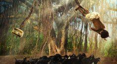 Aakashavani : ఫస్ట్ లుక్, రిలీజ్ చేసిన రానా