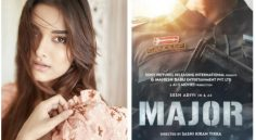 Saiee Manjrekar joins the cast of Major starring Adivi Sesh