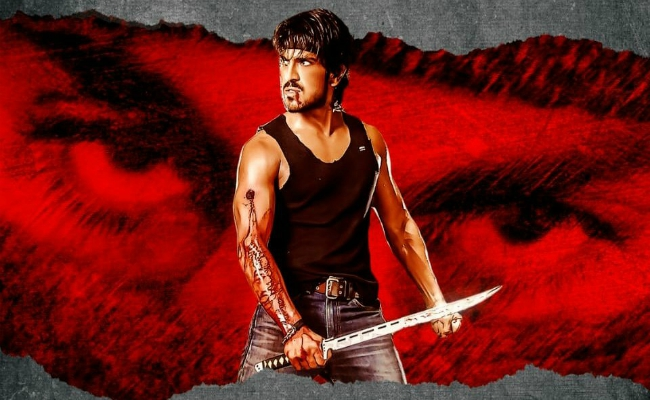 #13YearsForRamCharanInTFI - 13 ఏళ్ల Chirutha