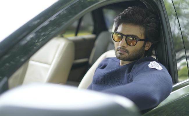 #Sudheer15 - హర్ష వర్ధన్ తో సుదీర్ బాబు!