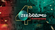 ZeeCinemalu Completes 4 Years