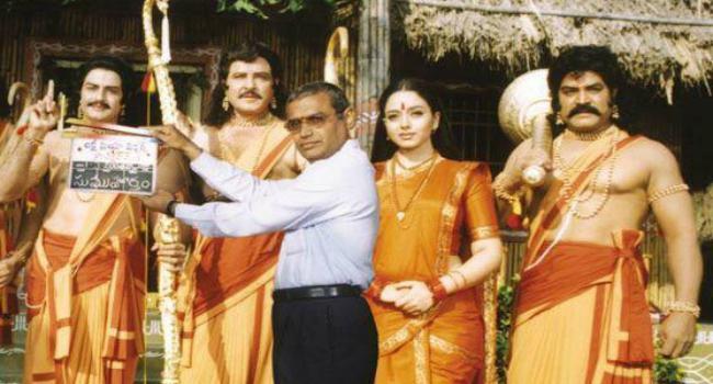 #Narthanasala - బాలయ్య దసరా కానుక