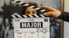 Major Movie - షూటింగ్ లో సరికొత్త రికార్డ్