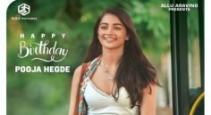 Pooja Hegde new look from Most Eligible Bachelor Movie