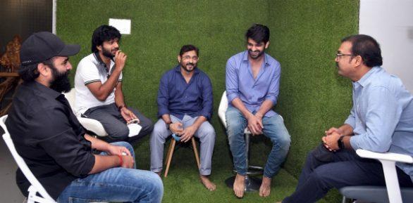 NagaShourya Aneesh Krishna Movie opening