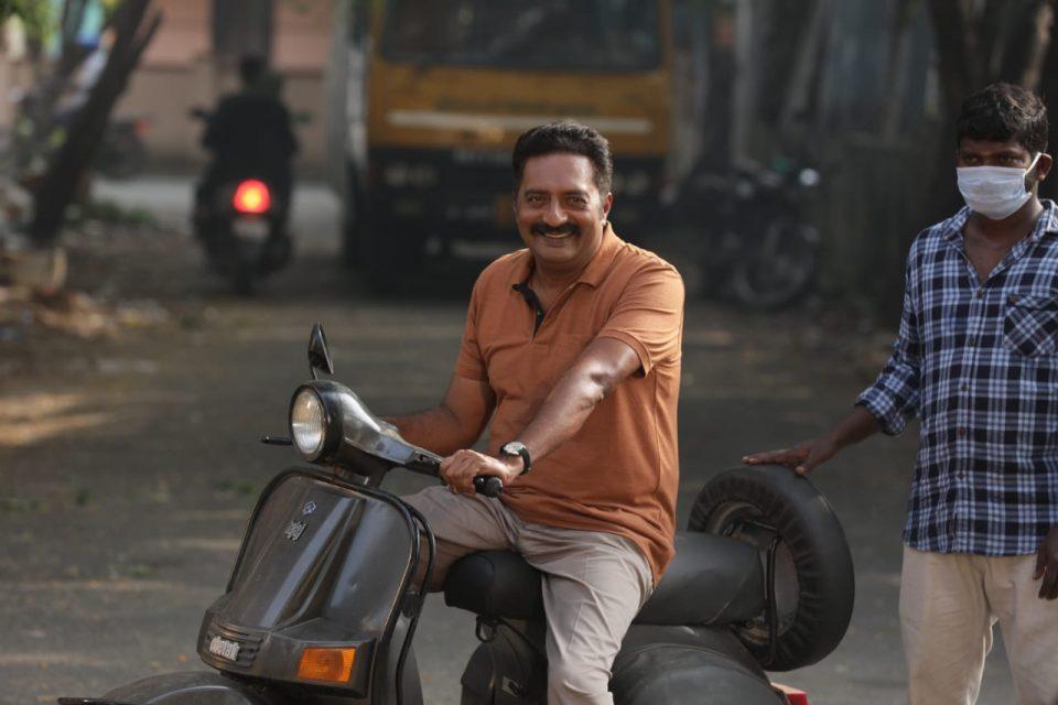 Aadhi Pinisetty clap movie 2