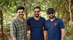 NTR's Bheem Look from RRR Revealed