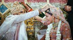 Story behind Kajal wedding lehenga