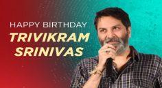 Trivikram Birthday Special