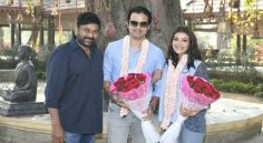 Kajal joins Acharya shoot with Gautam