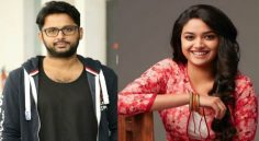 Keerthy Suresh replied Nithiin in funny way!