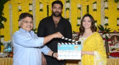 F3 Movie Launched today