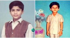 Zee Retro – Nani-Sharwanand Childhood Pics