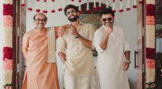 Satish Vegesna - దగ్గుబాటి ''మనం''