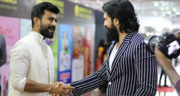 Ramcharan Yash Multistarrer in Shankar Direction 2