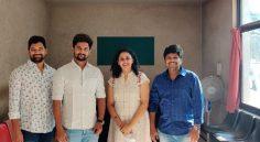 Nani Starts Dubbing For Tuck Jagadish
