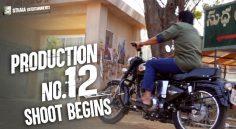 #PSPKRanaMovie - ఫస్ట్ డే షూట్ వీడియో