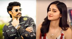 Bellamkonda Srinivas to romance with Ananya Pandey in Chatrapathi Remake ?