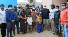 Venkatesh Narappa Shoot Completed