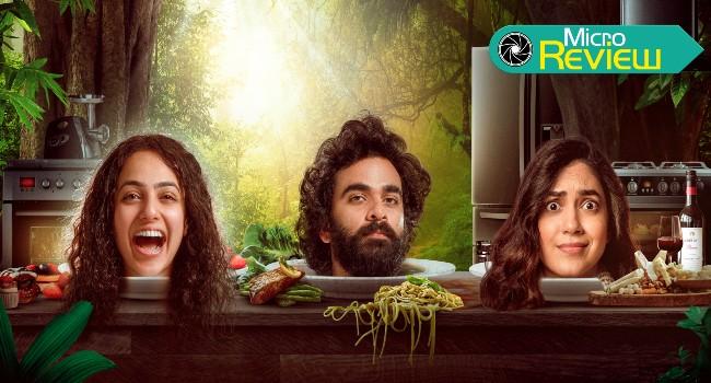 Micro Review - 'నిన్నిలా నిన్నిలా'