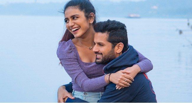 Nithin Check Movie Priya prakash