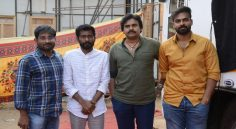 Pawan Kalyan wishes to 'Uppena' Team