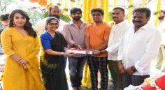 Sree Vishnu Chaitanya Dantuluri Bhala Thandanana movie Launch
