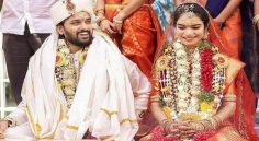 Sumanth Ashwin got married to Deepika
