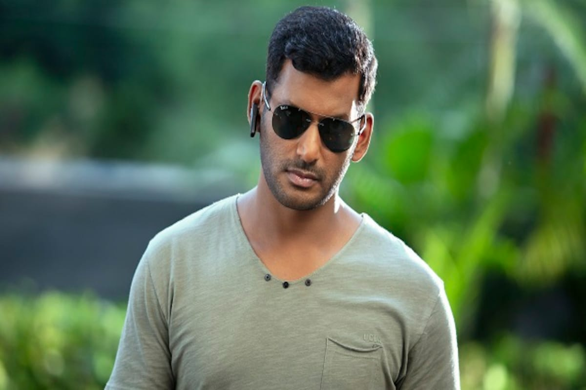 Hero Vishal to direct two sequels !