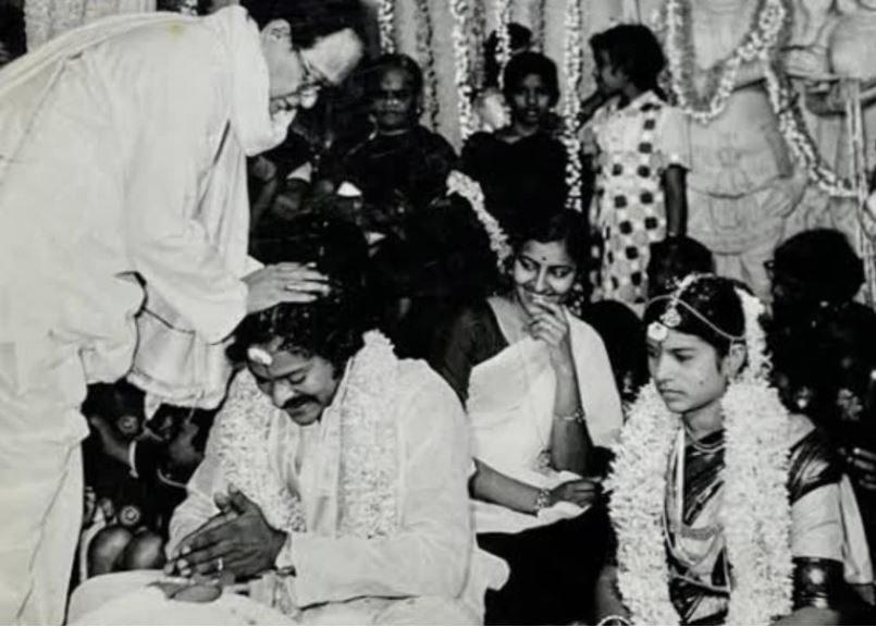 chiranjeevi surekha wedding