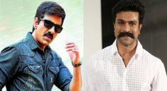 Ram Charan planning 'Driving Licence' remake with Raviteja ?