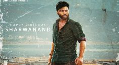 Sharwanand First Look In Maha Samudram Released