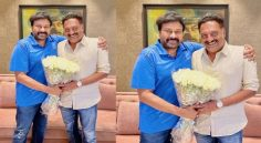 Chiranjeevi appreciates Prakash Raj's performance in VakeelSaab