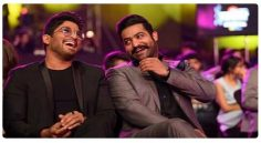 Clash between NTR Allu Arjun Movies