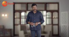 Megastar Chiranjeevi #CoronaOtamiThadyam Ad | ZEE Telugu