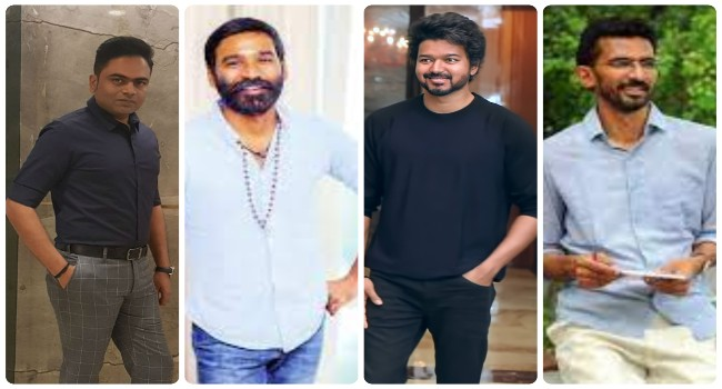 Tollywood - తమిళ హీరోలతో తెలుగు దర్శకులు
