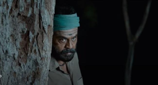 #Narappa Trailer - వెంకీ మాస్!