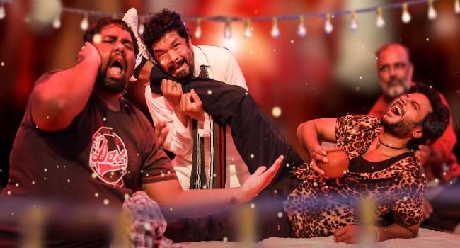Sundeep Kishan Gally Rowdy - ఐటెం సాంగ్ అదిరింది
