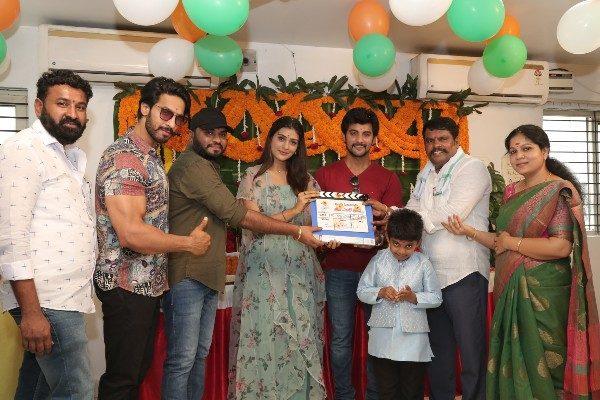 Aadi Saikumar payal movie 2