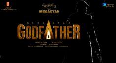 #Chiru153– Megastar becomes Godfather